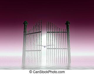 paradise door