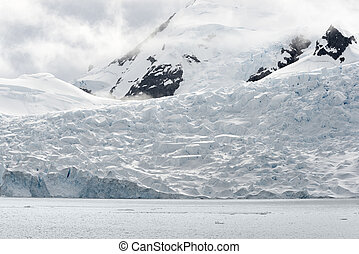 Paradise Harbor, also known as Paradise Bay, is a wide embayment behind Lemaire and Bryde Islands in Antarctica