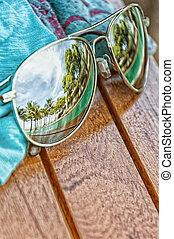 Paradise Reflection