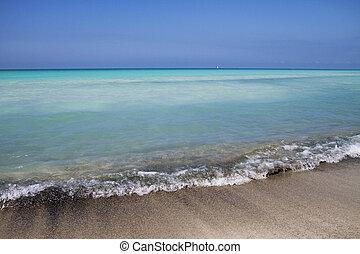 paradiso, spiaggia