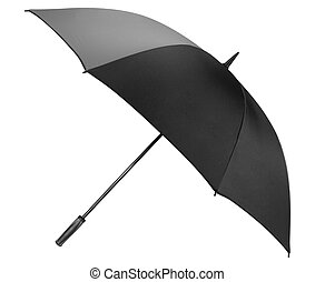 sin impuesto de venta modelos de gran variedad gran descuento Paraguas, grande, atrás, negro, hid, hombre. Paraguas ...