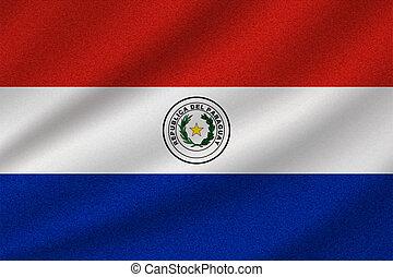 paraguay, drapeau national