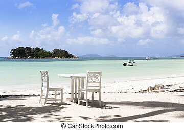 paraisos , praia, praslin, ilha, seychelles