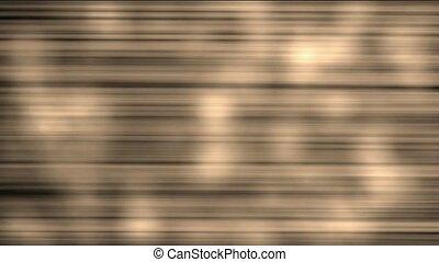 parallel stripe background and golden sunlight, blind.