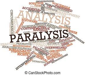 paralysie, analyse
