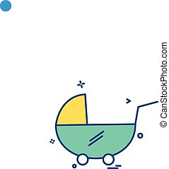Param icon design vector
