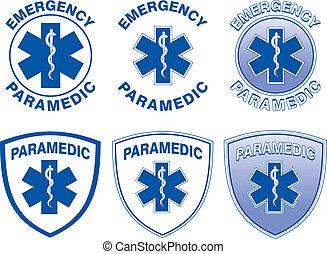 paramedic, medico, progetta