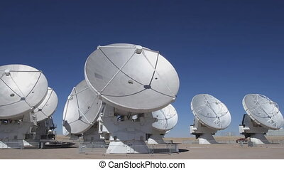 Paranal Observatory - Astronomical Observatory (Atacama...