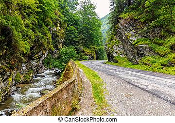 parang, montañas, rumania