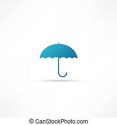 parapluie, icône