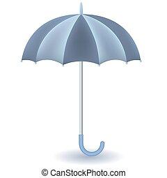 parapluie, ouvert
