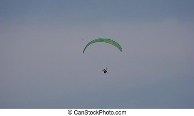Parasailing Extreme Sports