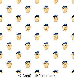 Paratrooper pattern