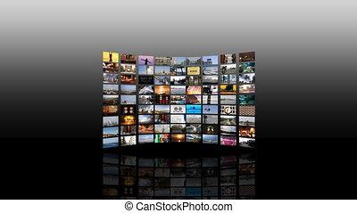 parawany, wszystko, stworzony, jaźń, zadowolenie, ożywienie, cyfrowy, hd