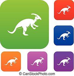 Parazavrolofus set color collection