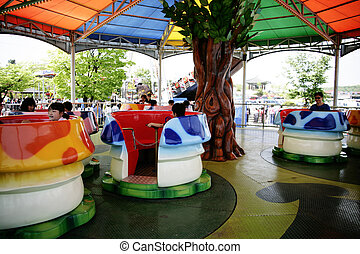 parc attractions