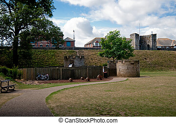 parc, canterbury