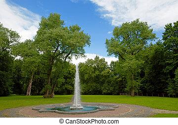 parc fontaine
