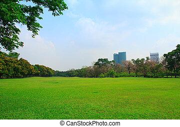 parc ville