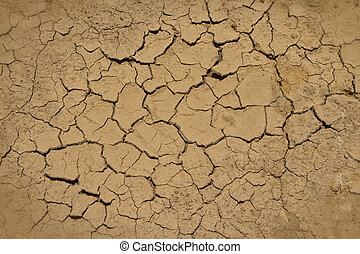 Parched soil during drought and dry season ,background and...