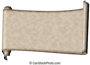 parchment manuscript background