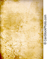 Parchment paper - Antique parchment paper texture.,...