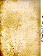 Parchment paper - Antique parchment paper...