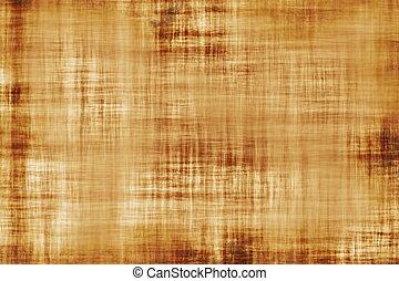 Parchment Paper Scroll