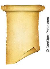 Parchment.