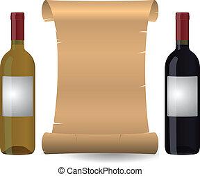 parchment wine