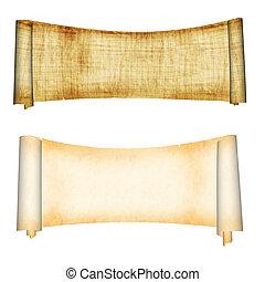 parchments