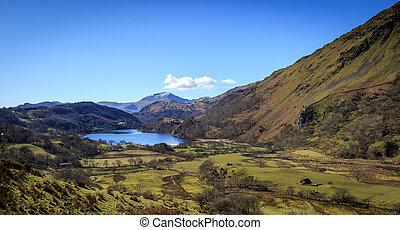 parco, nazionale,  Snowdonia
