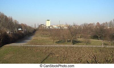 Parco Nord in Sesto San Giovanni