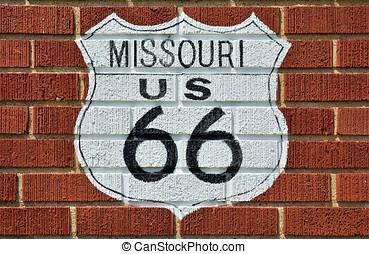 parcours, historique, signe., 66