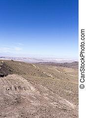 parcours, vue, 5, panamericana, désert