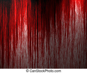 pared, bloodied