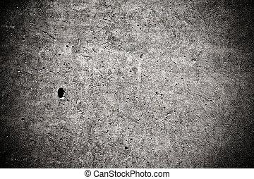 pared, cemento, textura