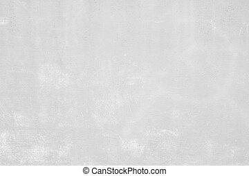 pared, gris, concreto
