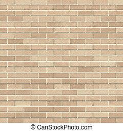 pared, ladrillo, 3