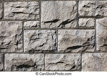 pared, piedra