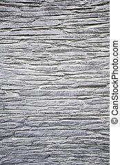 pared, piedra, grayish