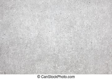 pared, resumen, plano de fondo, gris, cemento