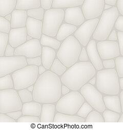 pared, seamlessly, pattern., piedra