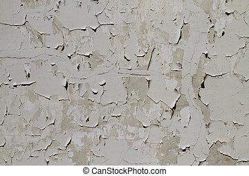 parede, antigas, textura