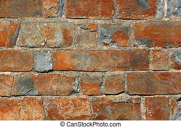 parede, areia, pedra