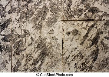 parede, concreto, imagem, fundo