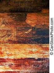 parede madeira, antigas