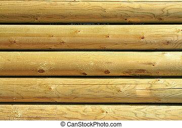 parede, madeira, detalhes