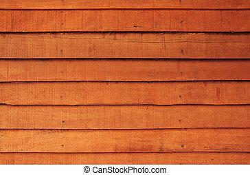 parede, madeira, textura