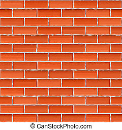 parede, marrom, tijolo, antigas